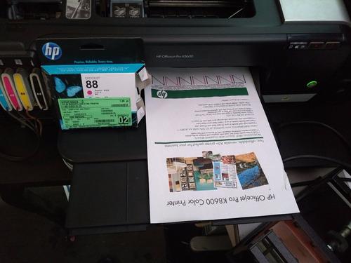 Imagem 1 de 4 de Impressora Hp 8600 A3