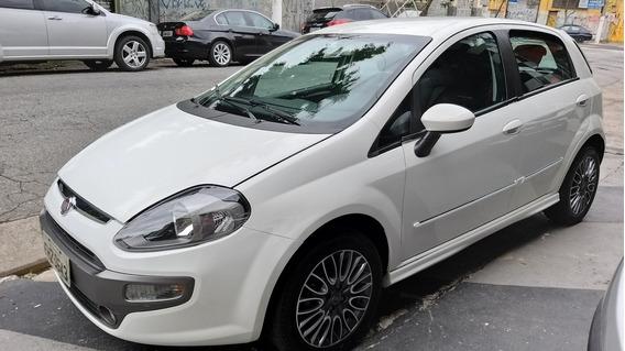 Fiat Punto 1.8 16v Sporting Flex 5p 2013 Com 40 Mil Km