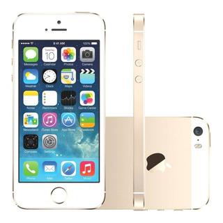 Apple iPhone 5s 16gb Ios 8 Tela Retina 4 8mp | Usado