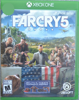 Far Cry 5 Xbox One Infinity Games