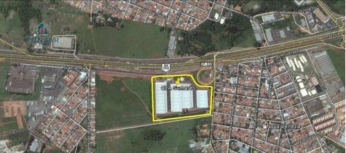 Galpão Industrial Para Locação, Condomínio Cla Sumaré, Jardim Nova Veneza, Sumaré. - Ga0225