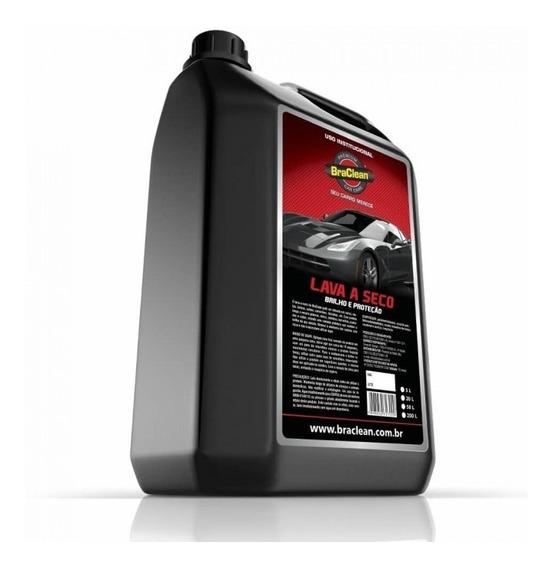Lavagem A Seco 5l Pronto Uso - Braclean