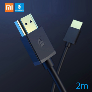 Xiaomi Hagibis Hd Cable De Interfaz Multimedia 4k 3d Cable