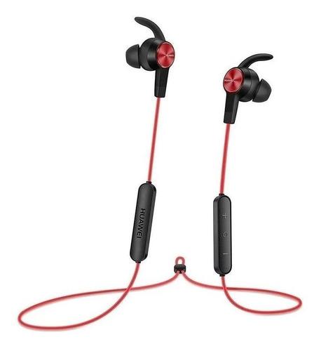 Imagen 1 de 3 de Audífonos inalámbricos Huawei Lite AM61 rojo