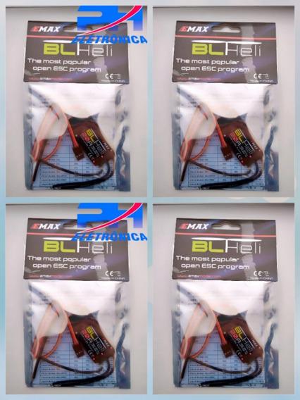 Kit Com 4 Esc Blheli 20a Emax