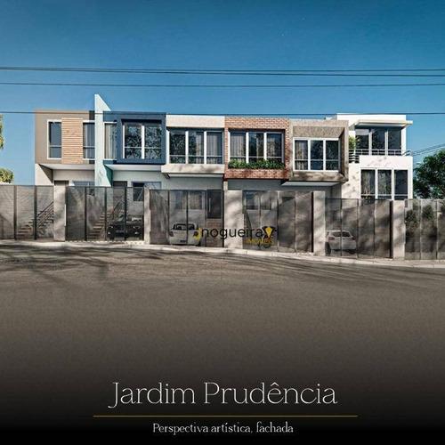 Imagem 1 de 6 de Sobrado À Venda, 92 M² Por R$ 490.000,00 - Jardim Cidália - São Paulo/sp - So0541
