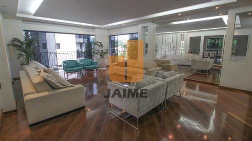 Apartamento Para Venda No Bairro Higienópolis Em São Paulo - Cod: Bi1536 - Bi1536