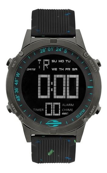Relógio Mormaii Masculino Re-ciclo Mow13901e/2p Grafite