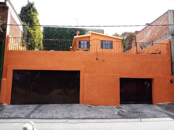 Hermosa Casa En Venta Picacho Ajusco Tlalpan Cdmx .