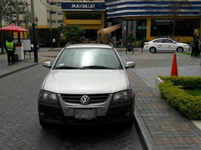 Volkswagen Gol Station 1.8l Glp 5ta Unico Dueño Aros Aa Full