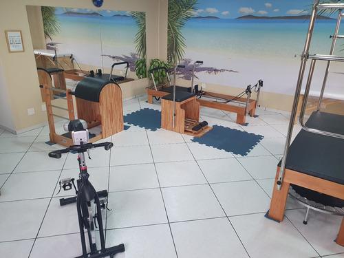 Imagem 1 de 6 de Estúdio De Pilates - Passo O Ponto !