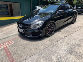Mercedes-benz Cla 2.0 Amg 4matic 4p 2015