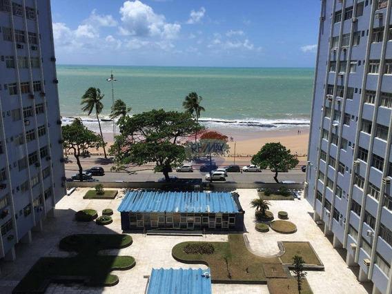 Apartamento Com 3 Dormitórios À Venda, 99 M² Por R$ 380.000,00 - Boa Viagem - Recife/pe - Ap0118