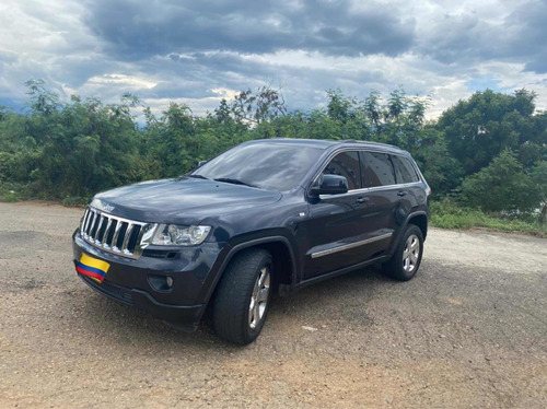 Jeep Grand Cherokee 2012 3.6 Limited