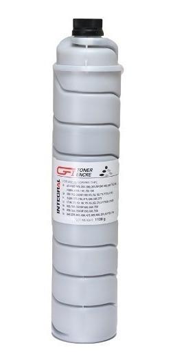 Toner Integral 1060 Toner Integral Preto Type 6210 P/ Ricoh Aficio 1060 2060 1075 2075 6110d 6210d Mp7500