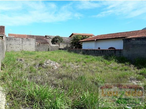 Terreno Para Venda Em Peruíbe, Res. Parque Daville - 1358