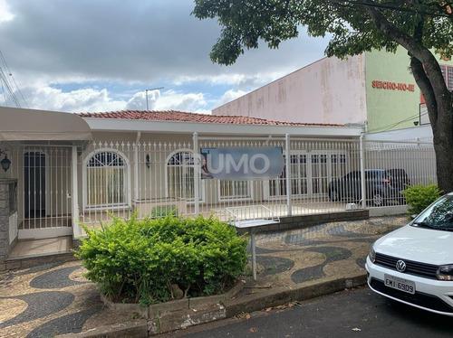 Casa Para Aluguel Em Jardim Chapadão - Ca011433