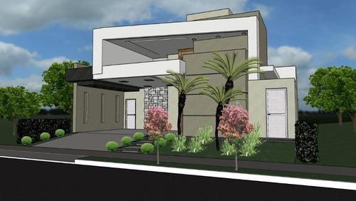 Imagem 1 de 3 de Casa Com 3 Dormitórios À Venda, 184 M² Por R$ 980.000,00 - Village Damha Rio Preto Iii - São José Do Rio Preto/sp - Ca7758