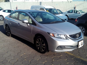 Honda Civic 2.0 Ex-l Sedan . At