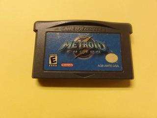 Metroid Fusion - Gba