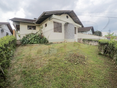 Casa Bairro Itoupava Norte, Contento 3 Dormitórios Sendo Um Suite E Demais Dependências, Com 03 Vagas De Garagem. - 3577861