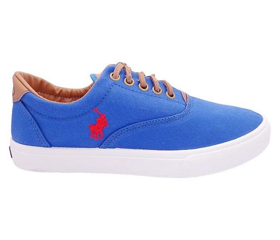 Tênis Polo Azul
