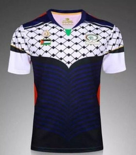 Camisa Seleção Palestina 17/18 Unif. 3 Pronta Entrega