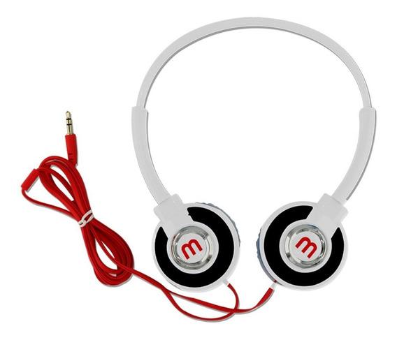 Fone De Ouvido Headphone Altomex - Branco - A-521