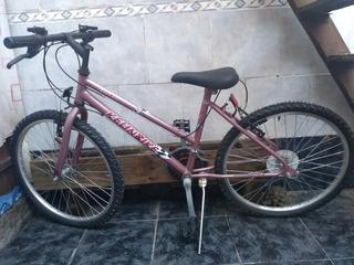 Bicicleta Kelinbike Rodado 24 Con Cambios