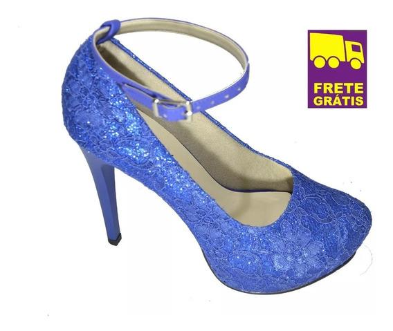 Sapato Scarpin Up Shoes Noivas Madrinhas,festas E Debutante