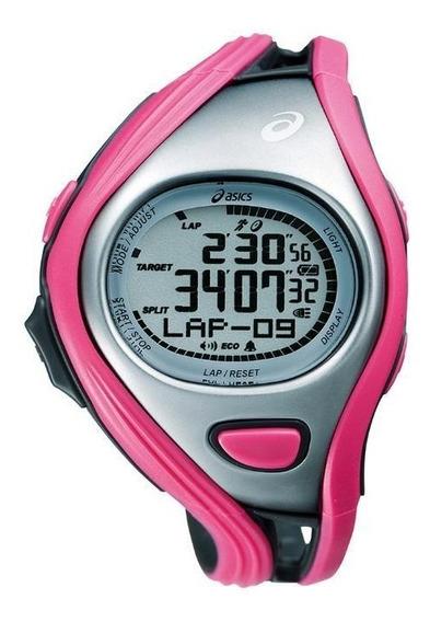 Relógio De Pulso Asics Challenge Regular - Prata/rosa