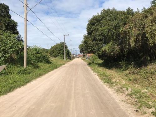 Chácara Localizada A 200mts Da Rodovia Em Itanhaém-sp