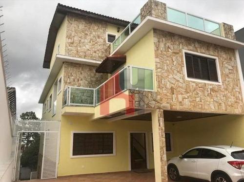 Sobrado À Venda, 480 M² Por R$ 3.000.000,00 - Cerâmica - São Caetano Do Sul/sp - So0245