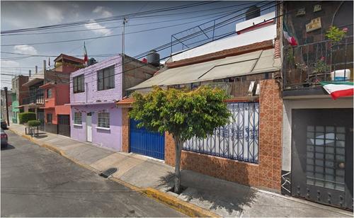 Imagen 1 de 10 de Casa En Colonia Agrícola Oriental Remate/ Omb