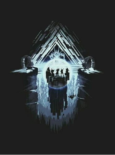 Imagem 1 de 1 de Destiny 2. Raid, Armas, Queste, Entre Outros.