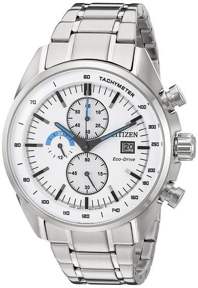 Reloj Citizen Eco-drive Acero Cronógrafo Hombre Ca0590-82a