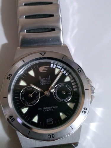 Relógio Dumont Multi-funções