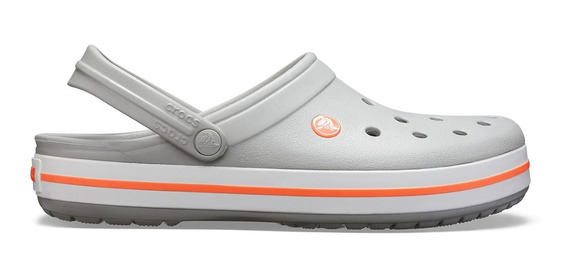Crocs Originales Crocband Light Grey Bright
