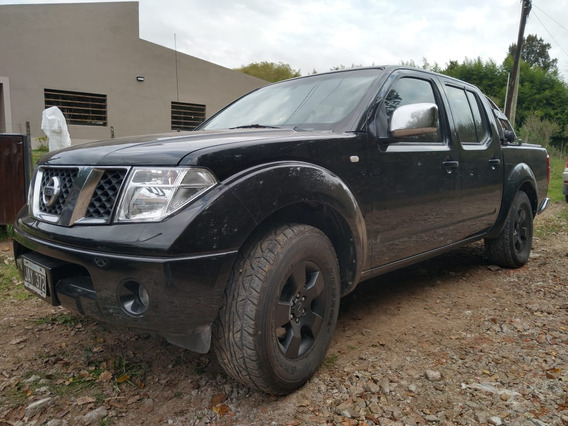 Nissan Frontier Le 4x4wd 6 Caja Manual Luxe (cab.dob)