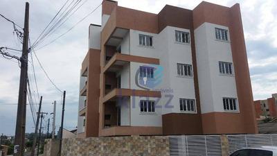 Apartamento Residencial À Venda, Cidade Jardim, São José Dos Pinhais. - Ap0478