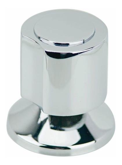 Acabamento Registro Pressão Gaveta Metal Cromado Deca C40