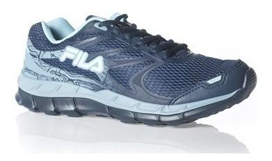 Tenis Feminino Fila Footwear Grafic 715404 Aquamarine