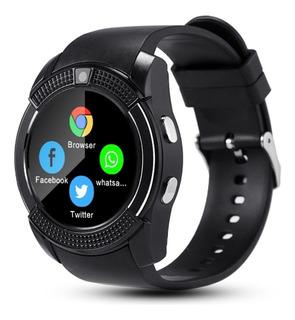 Lançamento Relógio Digital Touch,ligações ,chip Android, Ios