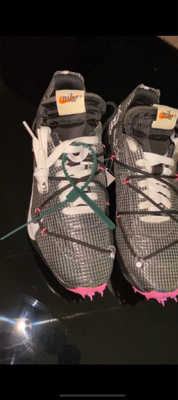 Nike Vapor Street Off-white Black Laser Fuchsia