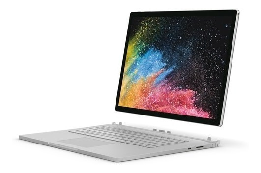 Microsoft 13.5 Surface Book 2 Touch I7 16gb Ram 512gb Ssd /
