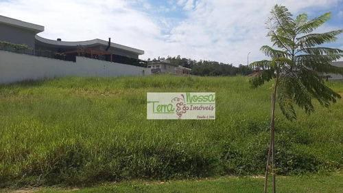 Imagem 1 de 20 de Terreno À Venda No Residencial Arboretum - Vinhedo/sp - Te0779
