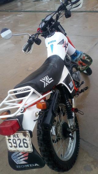 Moto Honda Xl 185