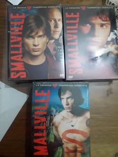 Smallville Temporada 1. 2. Y 5