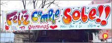 Pancartas: La Casa Del Pasacalle - Impresos De 3 M $800
