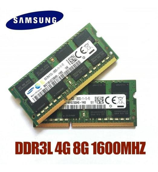 Memoria Notebook 2 X 4gb Samsung Rv411-cd1 M3.(2)124